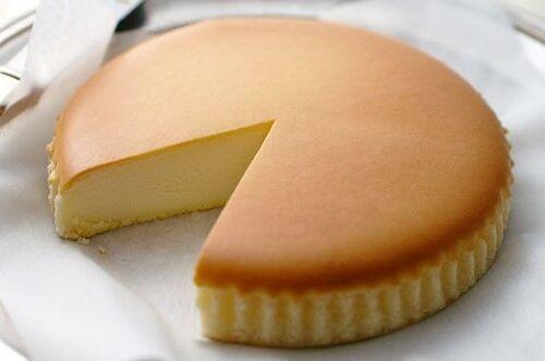 レシピ 人気 チーズ ケーキ スフレ 酒粕のスフレチーズケーキ 作り方・レシピ
